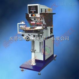 SP-828RD1-按键移印机直线式移印机,高尔夫球移印机,恒晖SP-828RD1自动下料装置
