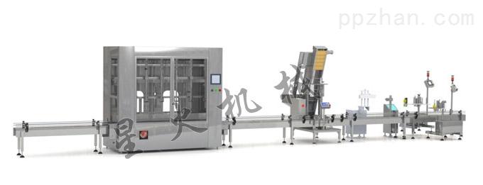 生产线/广州包装机/5-30l大桶灌装生产线
