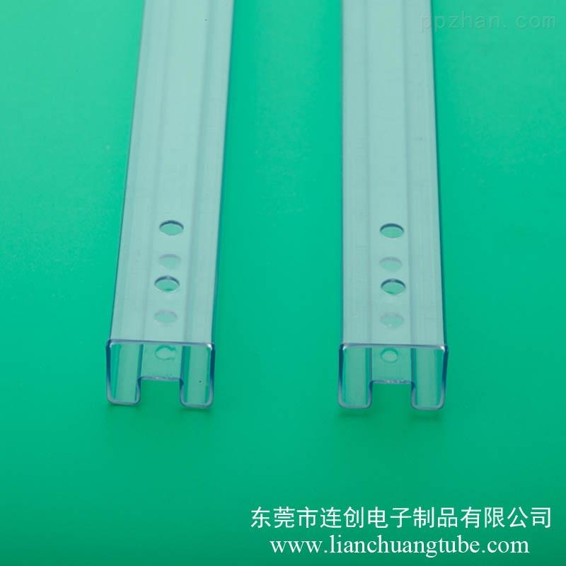 芯片包装pvc透明管集成电路包装管