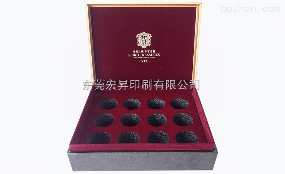 厂家定做各类高档私房茶叶包装盒!