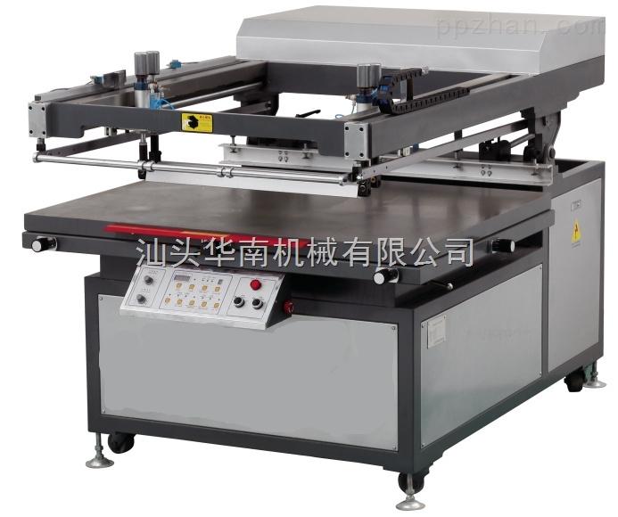 半自動絲網印刷機