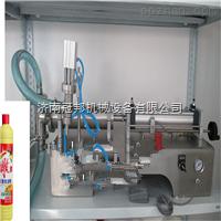 小型润滑油灌装机  半自动防冻液灌装机