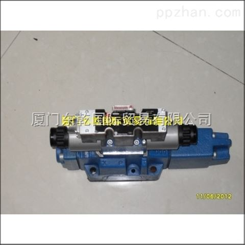 原装力士乐比例阀4WRZE10E1-25-7X 6EG24N9ETK31 A1D3V