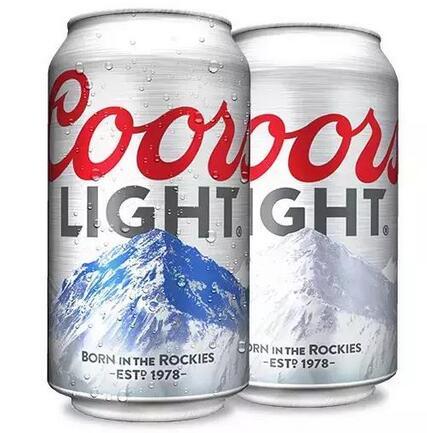 世界第一款会两次变色的啤酒包装出炉!