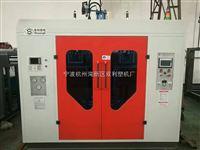 供应广东带液位线机油壶吹塑机