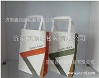 牛皮纸袋 手提礼品袋 环保广告礼品手提淋膜纸袋
