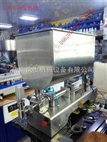 沃发机械供应芝麻酱搅拌灌装机